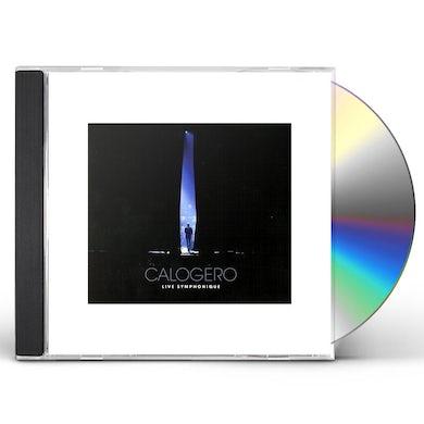 Calogero LIVE SYMPHONIQUE CD