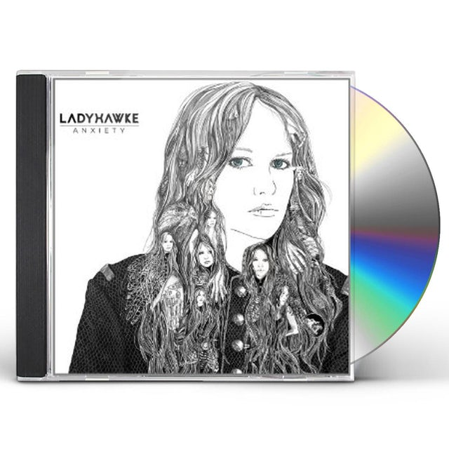 Ladyhawke ANXIETY CD