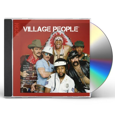 Village People ICON CD