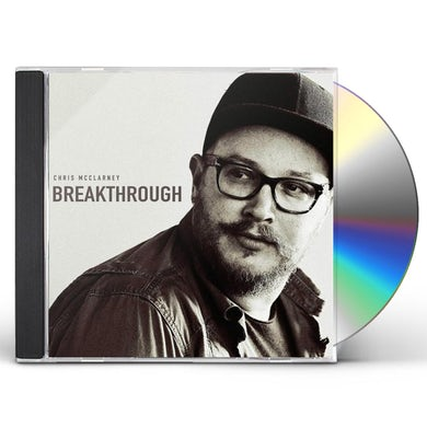 Chris McClarney BREAKTHROUGH CD