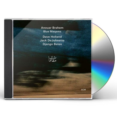 Blue Maqams CD