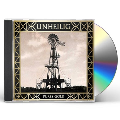 Unheilig BEST OF 2: PURES GOLD CD