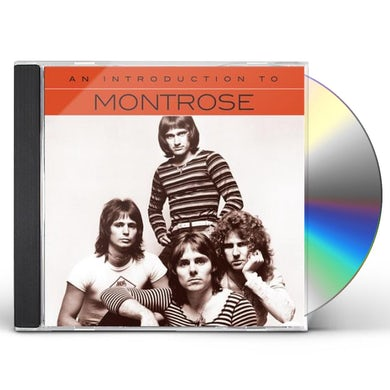 Montrose Introduction To CD