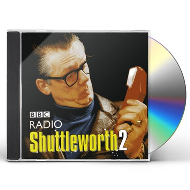 John Shuttleworth RADIO SHUTTLEWORTH 2 CD