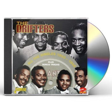Drifters ALL THE SINGLES 1953-58 CD