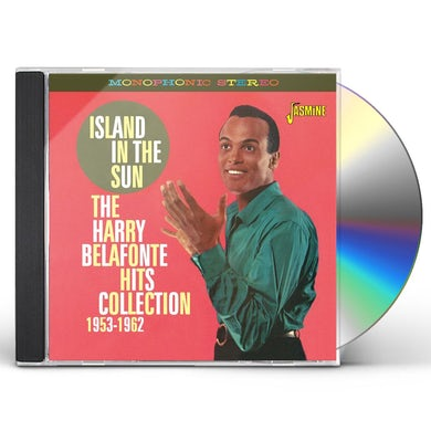 Harry Belafonte ISLAND IN THE SUN: HITS COLLECTION 1953-62 CD