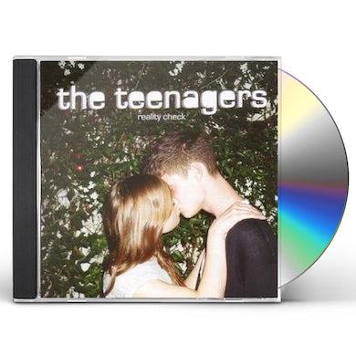 Teenagers REALITY CHECK CD