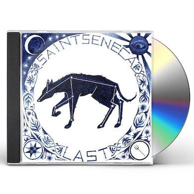 Saintseneca LAST CD