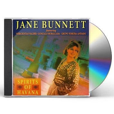 Jane Bunnett SPIRITS OF HAVANA CD