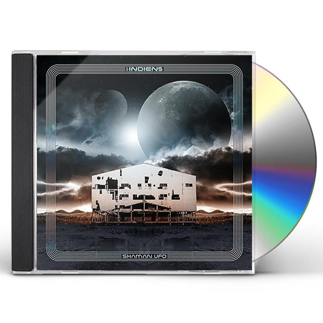 LES INDIENS SHAMAN UFO CD