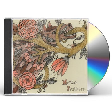 Horse Feathers WORDS ARE DEAD CD
