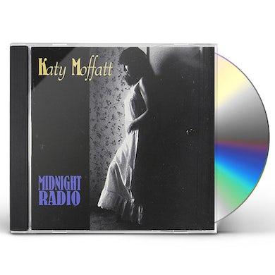 Katy Moffatt MIDNIGHT RADIO CD