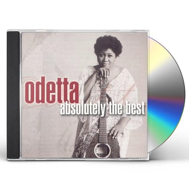 Odetta ABSOLUTELY THE BEST CD