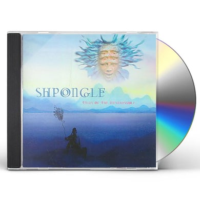 Shpongle TALES OF THE INEXPRESSIBLE CD