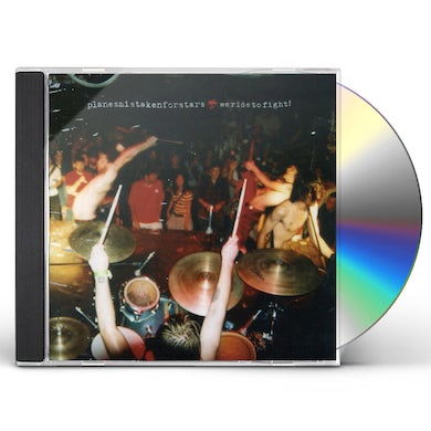 Planes Mistaken for Stars WE RIDE TO FIGHT: THE FIRST FOUR YEARS CD