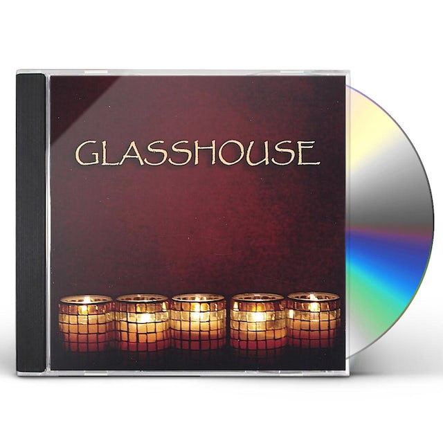 Glasshouse DRAMA BONES CD