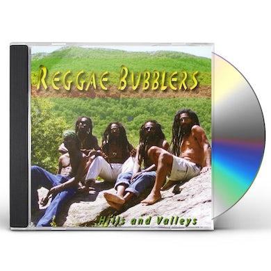 Reggae Bubblers HILLS & VALLEYS CD
