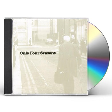 Joe Purdy ONLY FOUR SEASONS CD