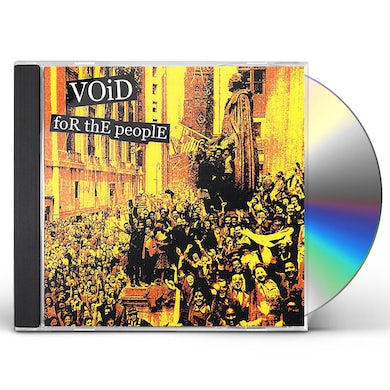 Void FOR THE PEOPLE CD
