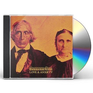 Sleeper Car LOVE & ANXIETY CD