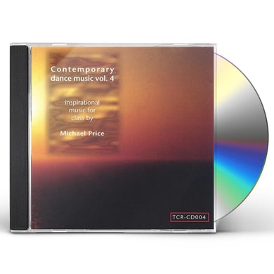 Michael Price CONTEMPORARY DANCE MUSIC 4 CD