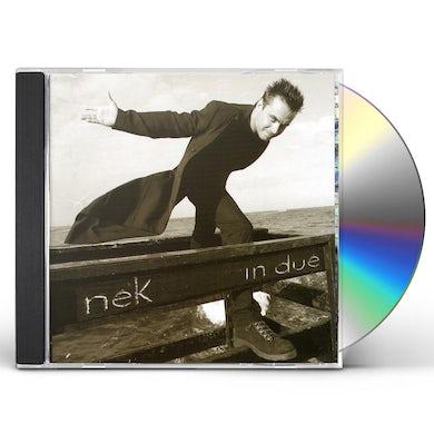 Nek IN DUE CD
