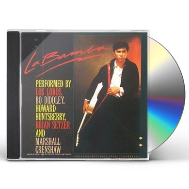 Los Lobos LA BAMBA CD