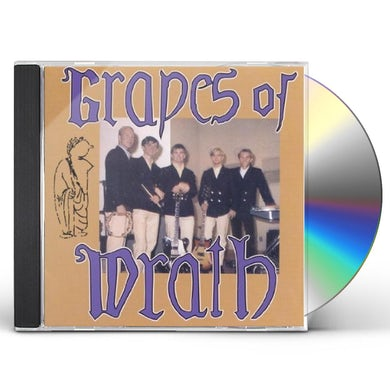 Grapes Of Wrath CD