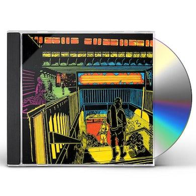 Exit Group ADVERSE HABITAT CD