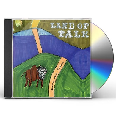 Land Of Talk SOME ARE LAKES CD