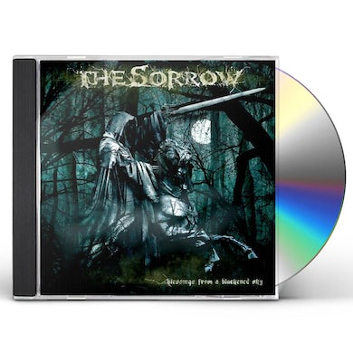 Sorrow BLESSINGS FROM A BLACKENED SKY CD