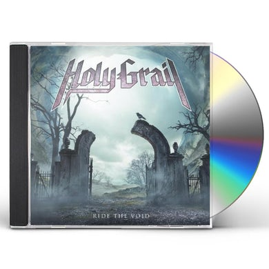 Holy Grail RIDE THE VOID CD