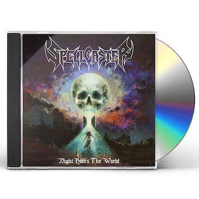 Spellcaster NIGHT HIDES THE WORLD CD
