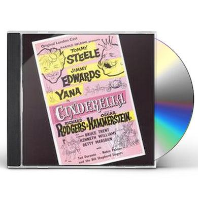 Rodgers And Hammerstein CINDERELLA CD