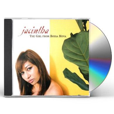 Jacintha GIRL FROM BOSSA NOVA Super Audio CD