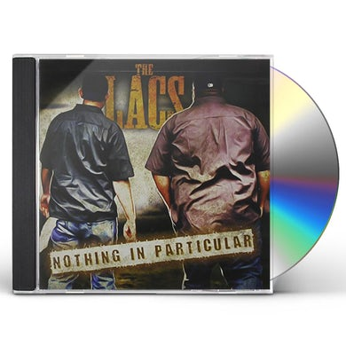 NOTHING IN PARTICULAR CD