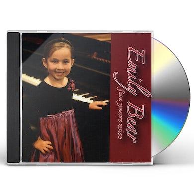Emily Bear FIVE YEARS WISE CD