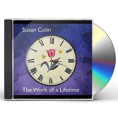 Susan Colin WORK OF A LIFETIME CD