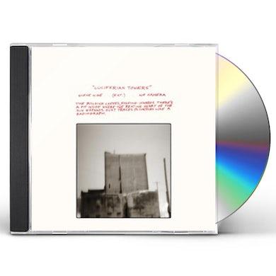 Godspeed You! Black Emperor LUCIFERIAN TOWERS CD
