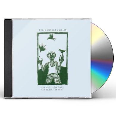 Ben Goldberg DOOR THE HAT THE CHAIR THE FACT CD