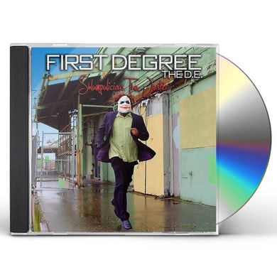 First Degree The DE SHLUMPULICIOUS THE JESTER CD
