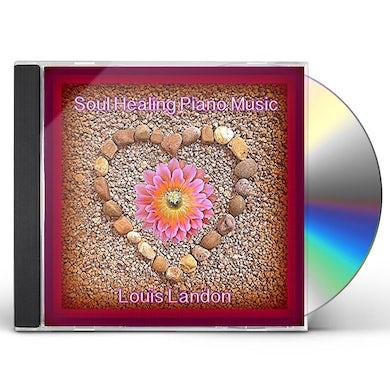 Louis Landon SOUL HEALING PIANO MUSIC CD