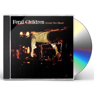 Feral Children BRAND NEW BLOOD CD