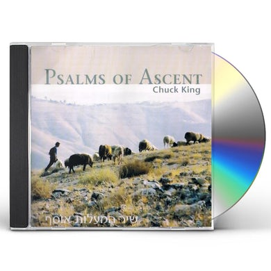 Chuck King PSALMS OF ASCENT CD