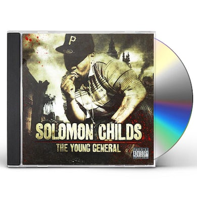 Solomon Childs YOUNG GENERAL CD