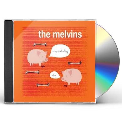 Melvins SUGAR DADDY LIVE CD