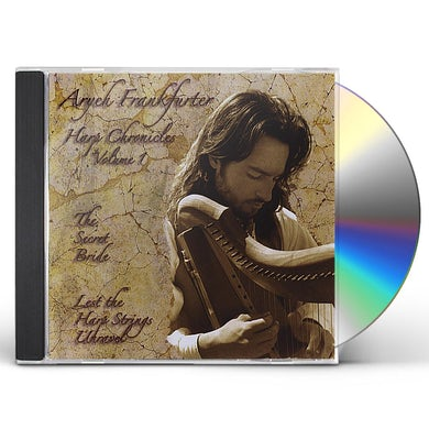 HARP CHRONICLES 1: SECRET BRIDE LEST HARP STRINGS CD