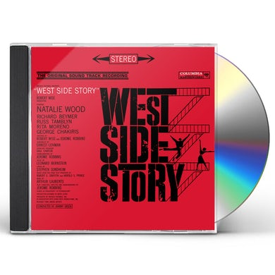 West Side Story Original Soundtrack CD