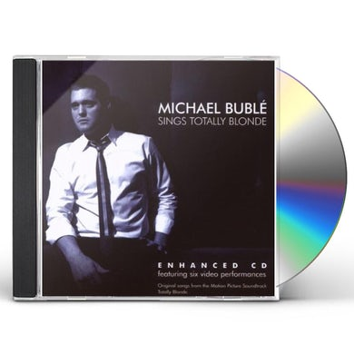 Michael Bublé SINGS TOTALLY BLONDE CD