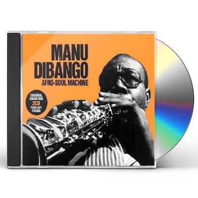 Manu Dibango AFRO-SOUL MACHINE CD